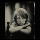 Harry Taylor Tintype