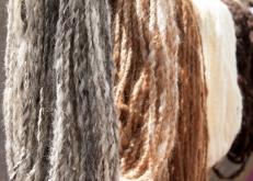 Semur en Auxois fête médiévale - wool