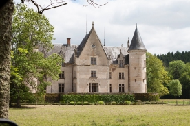 Chateau de Bourbilly
